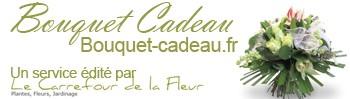Bouquet-cadeau.fr Par Le Carrefour de la Fleur